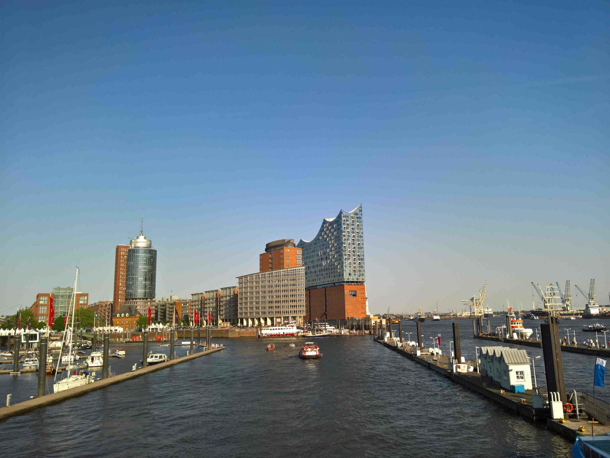 The Elbphilharmonie Hamburg