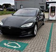 Model S Supercharging in Busdorf